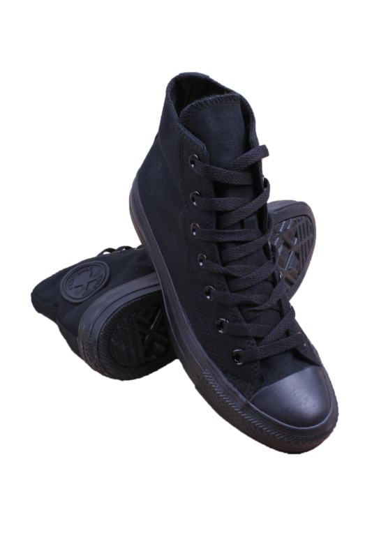 06d09167e75a9b M3310 MEN CHUCK TAYLOR ALL STAR HI CORE CONVERSE BLACK MONO ...