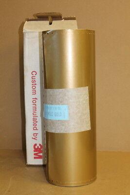 Vinyl Gold Metallic 15x50 Yd Scotchcal Gsp 220 P27358a Gerber Scientific