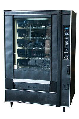 Crane National Vendors 455 Frozen Food Vending Machine Free Shipping