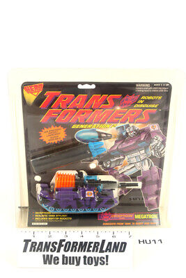 Megatron Sealed MISB MOSC Heroes G2 Transformers
