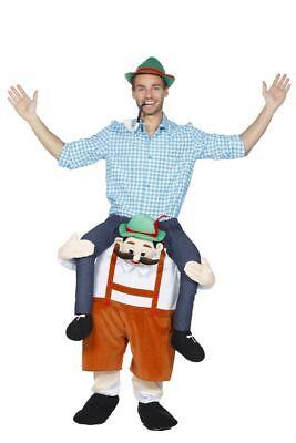 WIL - lustiges Herren Kostüm Mann auf Tiroler Bayer Karneval - Lustig Mann Kostüm