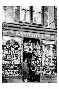 pt6182 - Askern , E Waterton Shop , Yorkshire - photo 6x4