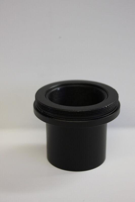 "1.25 inch to T Adapter Telescope  1.25""  astro imaging Short 1.25"" Filter Thread"