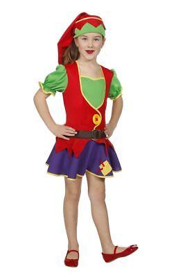 WIL - Kinder Kostüm Klabauter Kobold Zwerg Gnom Karneval