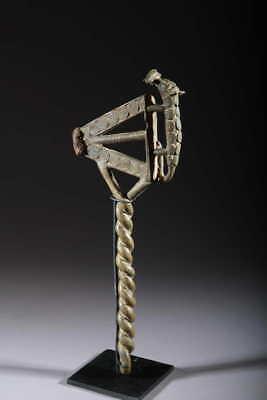 Art African Hammer Gong Baoulé