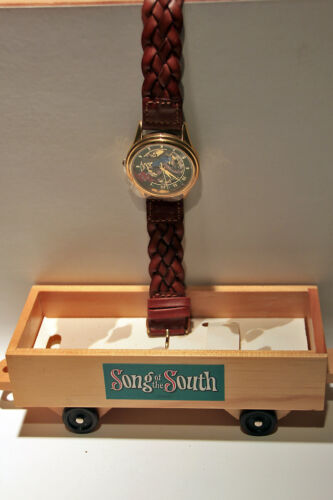 DISNEY WORLD WRISTWATCH FROM SONG OF THE SOUTH MOVIE
