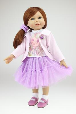 Gucci 18 Inch American Girl Dress Cute Princess Doll Gift Girl Dressing