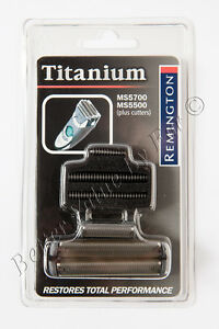 Remington-Dual-Foil-Cutting-Heads-Titanium-MS5500-MS5700-MS5800-SP96-A35