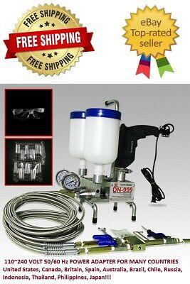 Dual Element Water Stop Premium Epoxy Injection Pump Polyurethane Foam Machine