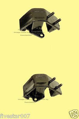 _Left + Right Automatic Transmission Mounts_Support Bushing Kit_Set for Subaru_