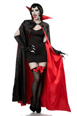 Vampirkostüm Sexy Vampire Kostüm Vampir Komplett Set Fasching - Komplette Vampir Kostüm
