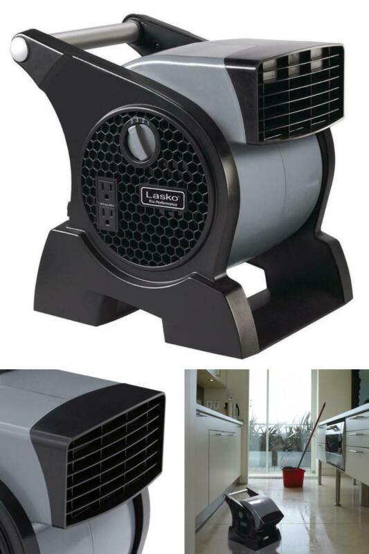 Portable Blower Fan Floor Dryer High Velocity Utility Shop C