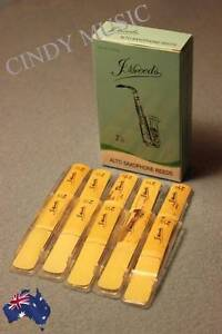 NEW FM Alto saxophone reeds bE 10 piece of packaging Box Hill South Whitehorse Area Preview