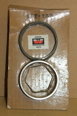 Piston Ring Set Kit-759 For An Compressors Genuine Worthington Holyoke