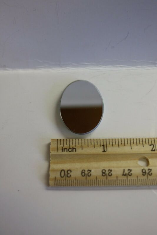 """1"""" Minor Axis Telescope Secondary Mirror Replacement Part for 114mm Scopes - NEW"""