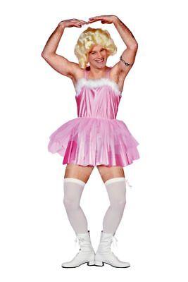 WIL - Herren Kostüm Ballerina Männerballett Karneval Fasching ()
