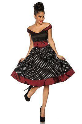 50er Jahre Vintage Rockabilly Kleid