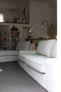 BARGAIN! Good Sofa - 3 and half seater with chaise. Hawthorn East Boroondara Area Preview