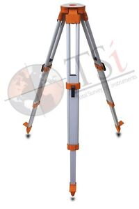 Aluminum Survey Tripod for Transit Laser  Autolevel Construction Contractor