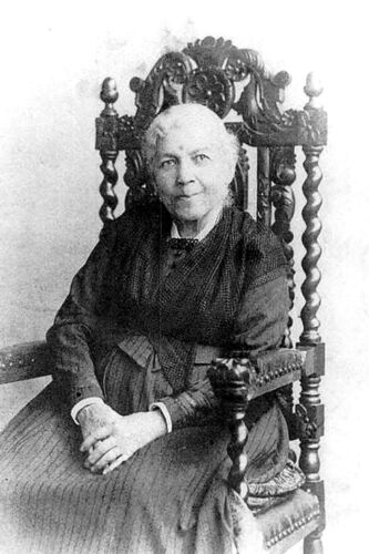 1894-Harriet Ann Jacobs-Freed African American Slave-Writer-Abolitionist