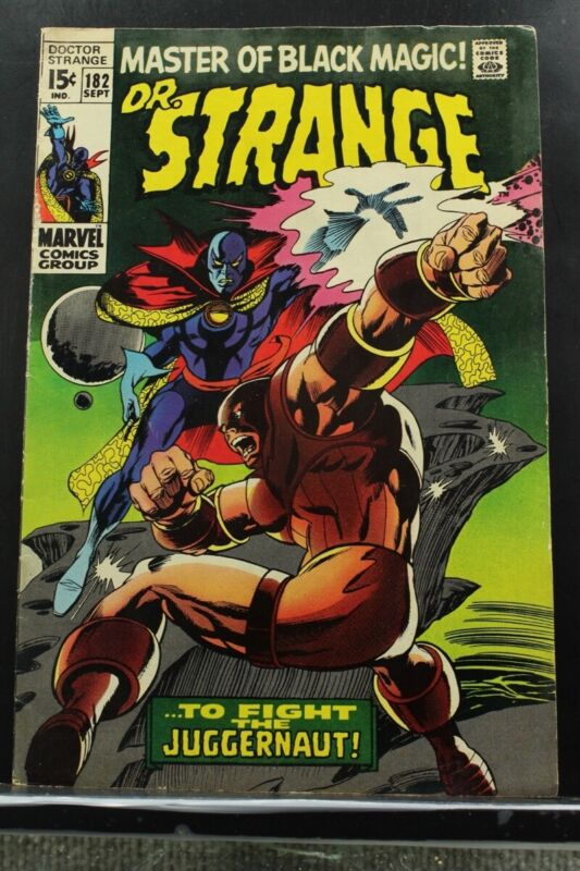 Doctor Strange #182 Marvel Comic