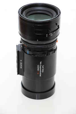Hasselblad Zeiss CFE Tele-Superachromat 350mm Lower lens and housing