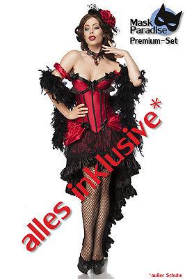 - Burlesque Moulin Rouge Kostüme