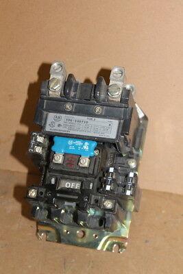 Contactor, Size 2, 2P, 45A, 500-COD920 Allen Bradley