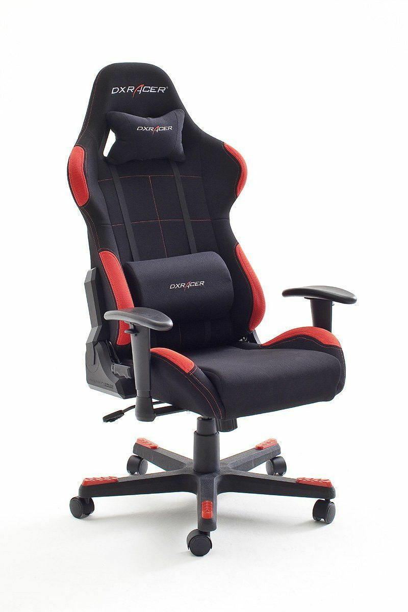 Dx Racer Gamingstuhl 1 Schwarz Furniture Rot Mca Chefsessel IED2YeWH9