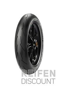 Motorradreifen 120/70 ZR17 (58W) tl Pirelli Diablo Supercorsa SP Front V2