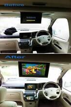 Nissan Elgrand E51 DVD GPS Navigation conversion Parramatta Parramatta Area Preview