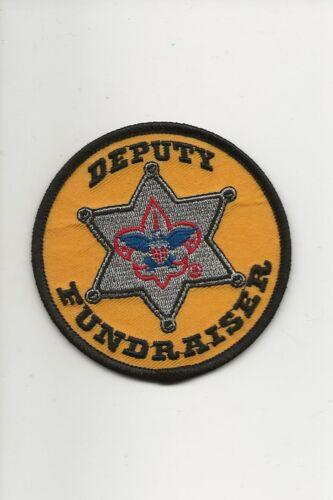 DEPUTY  FUNDRAISER  Patch - Boy Scout BSA A132/7-24