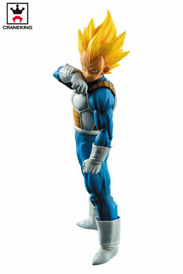 Dragon Ball Z ROS Awaken Vegeta 56# Resolution of Soldiers Anime PVC Figure N