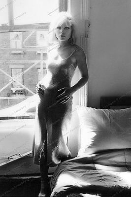 8x10 Print Debra Harry Blondie 1971 #DH30