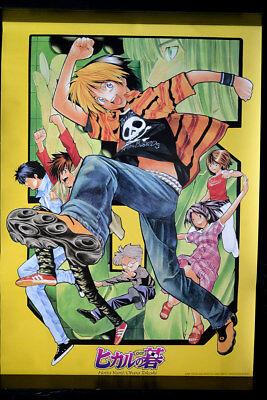 Hikaru No Go Poster - HIKARU no GO! JUMP FESTA 2002  ORIGINAL ANIME MANGA POSTER  JAPAN 73x51,5cm 4640
