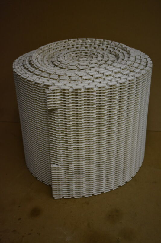 "Conveyor Belt, Ribbed, Plastic,12"" x 22"