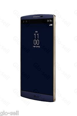 LG V10 LG-F600 BLUE Unlocked 2015 Dual Screen Snapdragon 808 4GB Ram 64GB Rom