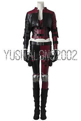 INJUSTICE 2  Spiel Game Harley Quinn Cosplay Kostüm Halloween Costume Schuhe v.1