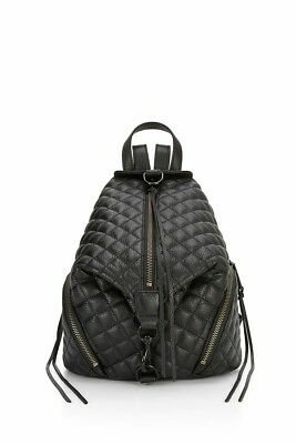 Rebecca Minkoff Medium julian backpack quilted