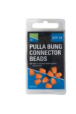 PRESTON INNOVATIONS PULLA BUNG CONNECTOR BEADS - SIDE PULLER BEADS