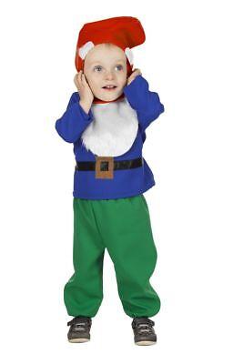 WIL - Märchen Kinder Kostüm Baby Zwerg Karneval Fasching ()