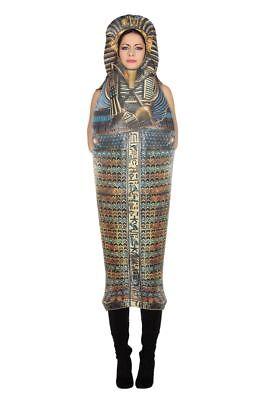 Sarkophag Pharao Halloween Karneval Fasching  (Pharao Kostüm Halloween)