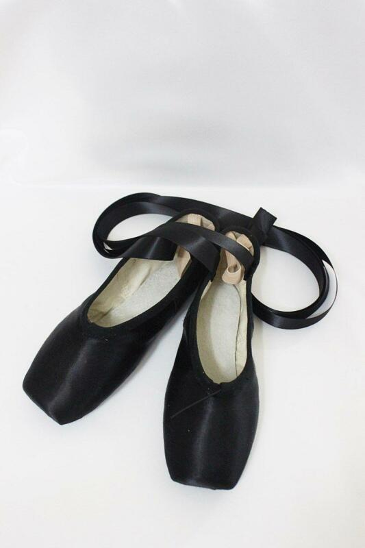 Where To Buy Black Ballet Pointe Shoes
