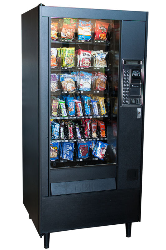 Automatic Product Snackshop 112 Snack Vending Machine FREE SHIPPING