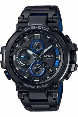 New Casio G-Shock Multi-Band 6 Atomic Connected Solar Powered (Solar Powered G-shock Watch)