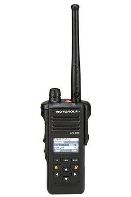 Motorola Apx2000 Uhf R1 380-470 Mhz New Apx Alt. To Apx4000