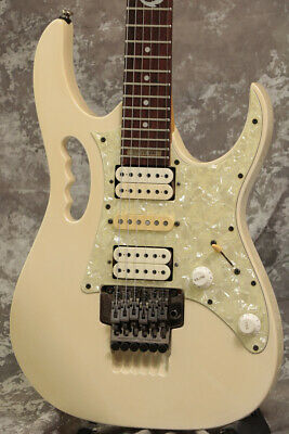 Ibanez JEM-555 White beautiful rare EMS F/S for sale  Shipping to United States