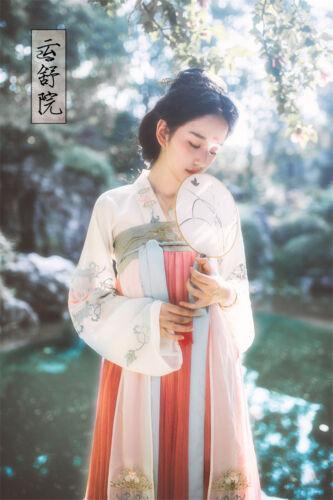 c86d87ff1 Chinese Style Ancient Ruqun Hanfu Cosplay Costume Long Robe Fairy Lolita  Dress