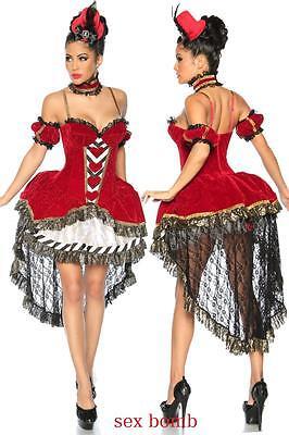 SEXY costume ALICE NEL PAESE DELLE MERAVIGLIE taglia 38,40,42,44,46 carnevale !