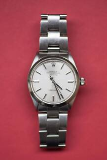 Rolex Air-King Ref.5500 Great Condition 1981 Crows Nest North Sydney Area Preview